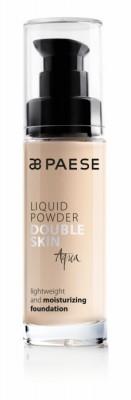 Увлажняющий тональный крем для сухой кожи Paese Aqva Liquid Powder Double Skin тон 20А: фото