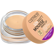 Мусс матирующий 12h Matt Mousse Make up Catrice 010 Soft Ivory: фото