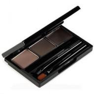 Палетка теней для бровей Holika Holika Wonder Drawing Eyebrow Kit тон 01, тёмно-коричневый: фото