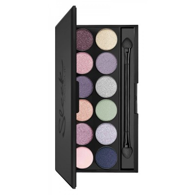 Палетка теней Sleek MakeUp Eyeshadow Palette I-Divine 12 тонов Dream A Little Dream: фото