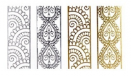 Флэш-тату Bronx Colors Tattoo Sticker Gold GT69 TSG01: фото