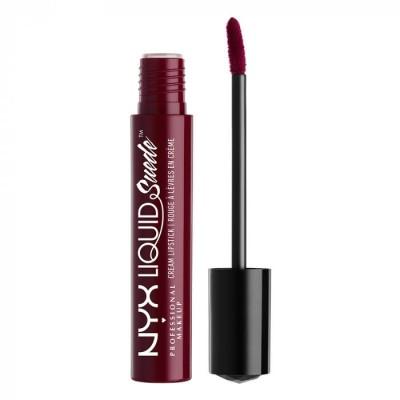 Жидкая помада NYX Professional Makeup Liquid Suede Cream Lipstick SOFT- VINTAGE 12: фото