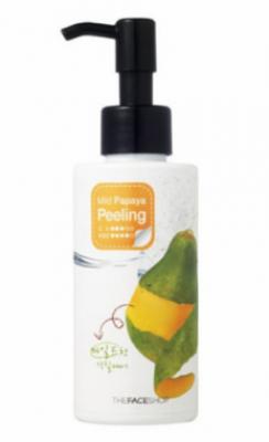 Пилинг-скатка с экстрактом папайи THE FACE SHOP Smart peeling mild papaya: фото
