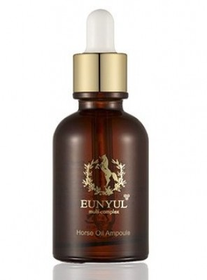Сыворотка для лица с лошадиным маслом EUNYUL Horse oil ampoule: фото