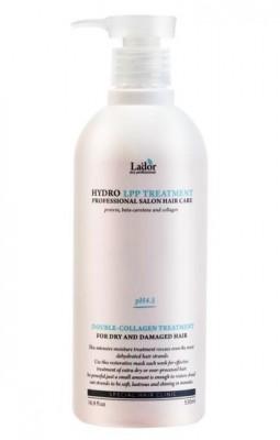 Маска восстанавливающая для волос LA'DOR Eco hydro LPP treatment 530мл: фото