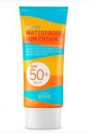 Солнцезащитный крем водостойкий SCINIC Enjoy waterproof sun cream SPF50 50мл: фото