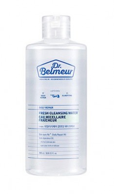 Очищающая восстанавливающая вода THE FACE SHOP Dr. Belmeur Daily Repair Fresh Cleansing Water: фото
