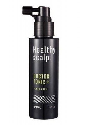 Спрей-тоник для кожи головы A'PIEU Healthy Scalp Doctor Tonic: фото
