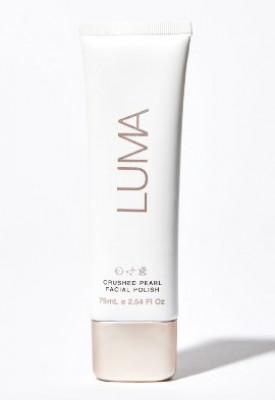 Мягкий скраб для умывания LUMA Crushed Pearl Facial Polish: фото