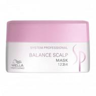 Маска для чувствительной кожи головы System Professional Balance Scalp Mask 200 мл: фото