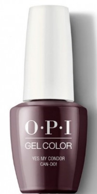 Гель для ногтей OPI GelColor Peru Yes My Condor Can-Do! GCP41: фото