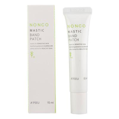 Патч жидкий для проблемной кожи A'PIEU Nonco Mastic Band Patch 15мл: фото