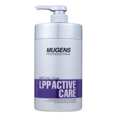 Маска для волос восстанавливающая Welcos Mugens LPP Active Care 1000g: фото