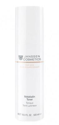 Тоник осветляющий Janssen Cosmetics Melafadin Toner 500мл: фото