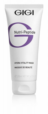 Маска пептидная увлажняющая для жирной кожи GIGI Nutri-Peptide 200 мл: фото