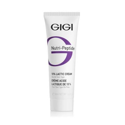 Крем пептидный GIGI Nutri-Peptide 10% Lactic cream 50 мл: фото