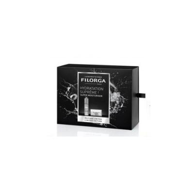 Набор Filorga Hydra-Hyal Сыворотка-концентрат 30 мл + Крем филлер для лица: фото