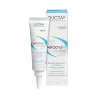 Крем успокаивающий против дефектов кожи Ducray Keracnyl Crème apaisante anti-imperfections 30 мл: фото