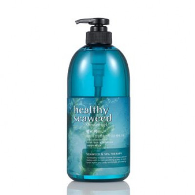 Гель для душа Welcos Body Phren Shower Gel Healthy Seaweed 730мл: фото