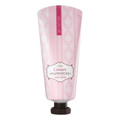 Крем для рук Welcos Around me Happniness Hand Cream Linen 60гр: фото