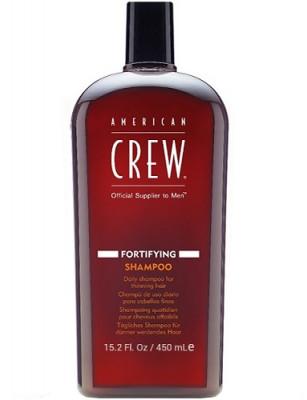 Шампунь укрепляющий для тонких волос American Crew FORTIFYING SHAMPOO 450мл: фото