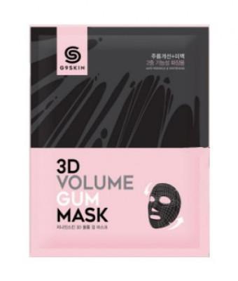 Маска тканевая омолаживающая Berrisom G9 3D Volume Gum Mask 23мл: фото