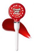 Тинт для губ Saemmul THE SAEM Crush Pop Tint 01 Tomorrow Red 4г: фото