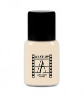 Тон-флюид антивозрастной Make-Up Atelier Paris 1NB 5AFL1NB нейтральный бледно-бежевый 5мл: фото