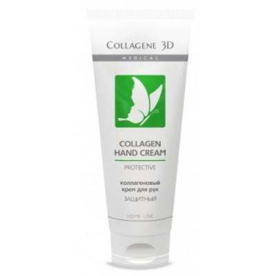 Крем для рук Collagene 3D ЗАЩИТНЫЙ Ideal Body 75 мл: фото