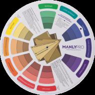 Цветовой Круг Manly Pro: фото