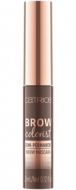 Тушь для бровей CATRICE Brow Colorist Semi-Permanent Brow Mascara 025 BRUNETTE: фото