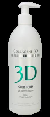 Лосьон себорегулирующий Collagene 3D SEBO NORM 500 мл: фото