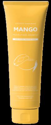 Шампунь для волос МАНГО EVAS Pedison Institute-Beaute Mango Rich Protein Hair Shampoo 100 мл: фото