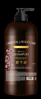 Шампунь для волос ТРАВЫ EVAS Pedison Institut-beaute Oriental Root Care Shampoo 750 мл: фото