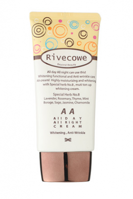 Крем для лица RIVECOWE Beyond Beauty All day All right Cream АА 40 мл: фото