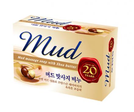 Мыло с эффектом массажа Mukunghwa Mud Massage Soap 100г: фото