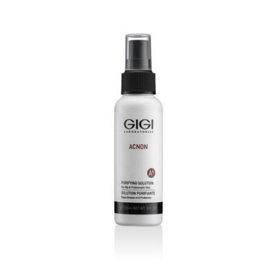 Эссенция-спрей для проблемной кожи GIGI ACNON Purifying solution 100мл: фото