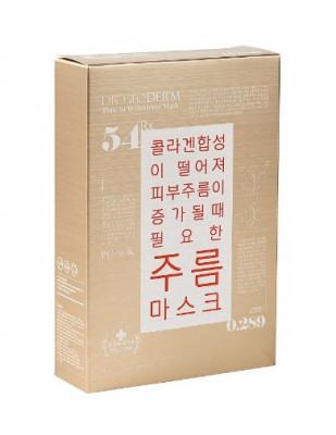 Маска для лица разглаживающая DR.GLODERM TabRX WrinkleTox Time To Mask 25мл*5: фото