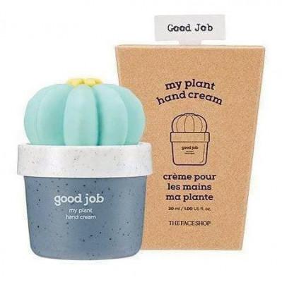 Крем для рук THE FACE SHOP My Plant Hand Cream 02 Good Job: фото