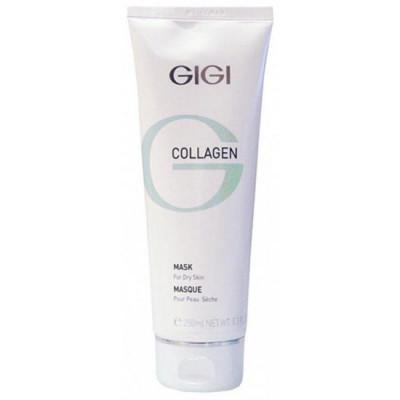 Маска коллагеновая для сухой кожи GiGi COLLAGEN ELASTIN Mask 250 мл: фото