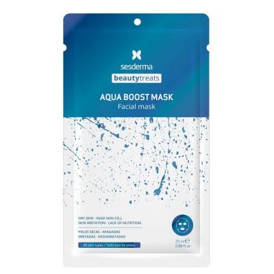 Маска увлажняющая для лица Sesderma BEAUTYTREATS Aqua boost mask 25мл: фото
