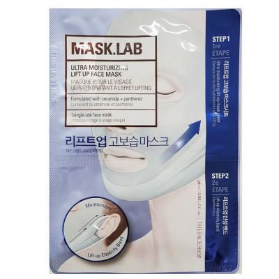 Маска для лица увлажняющая The Face Shop Mask.lab Ultra Moisturizing Lift-up Face: фото