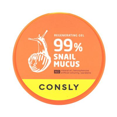 Гель Восстанавливающий с муцином улитки Consly Snail Mucus Regenerating Gel 300мл: фото