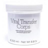 Крем для тела специальный в период менопаузы GERnetic VITAL TRANSFER CORPS 250мл: фото