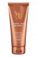 Кондиционер для волос с экстрактом золотого женьшеня Von U Ginseng Gold Treatment 200 мл: фото