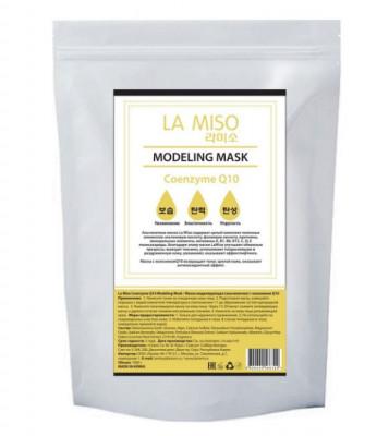 Маска альгинатная с коэнзимом Q10 для зрелой кожи LA MISO Coenzyme Q10 Modeling Mask 1000 г: фото