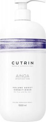 Кондиционер для придания объема CUTRIN AINOA Volume Boost, 1000 мл: фото