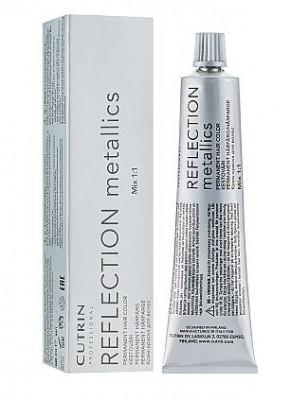 Крем-краска для волос CUTRIN REFLECTION METALLICS 9S кристальный блонд 60мл: фото