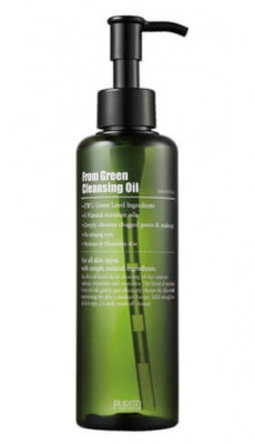 Гидрофильное масло PURITO From Green Cleansing Oil 200мл: фото