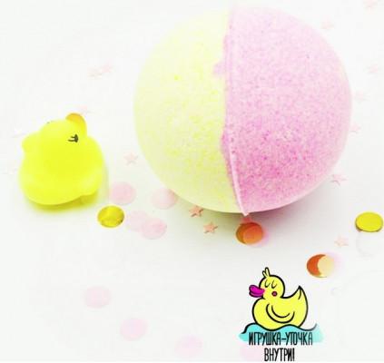 Бомбочка для ванны Baby bomb BOOM SHOP cosmetics 220 г: фото